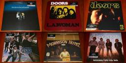 Lote Lp 6 doors jim morrison