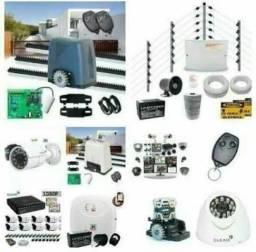 Segurança eletrônica e eletricista