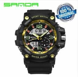Relógio Sanda original G Shock a Prova d'Água , Aceito Cartão