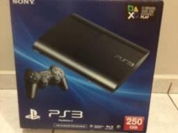 PlayStation 3 - 250 + 7 Jogos