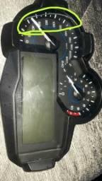 Painel BMW r 1200 gs usado , bolha, retrovisor, farol de milha , tudo original