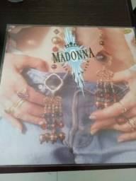 Disco/LP Madona - Like a prayer