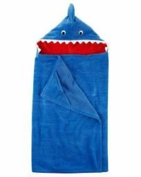 Toalha de banho Tubarão Carters