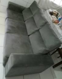 Sofá reclinavel (2 dias de uso)