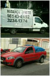 Carretos amanhã 19 98143 4692 whatsapp