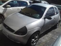 Ford Ka 2003 Com AR Gelando Rodas Aro 15 Excelente 98854-8326 ou 99154-0565 - 2003