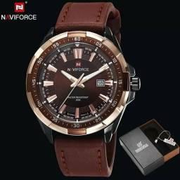 Relógio Dos Homens de Moda Relógio de Quartzo