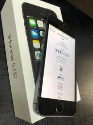 IPhone SE 16gb, CINZA ESPACIAL