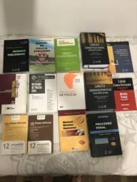 Livros acadêmicos de Direito
