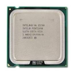 Processador Dual Core E5700 3.0 GHZ ,excelente estado , ótimo processador
