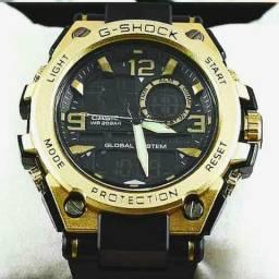 Relógio g-shock G-steel