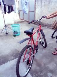Vendo bicicleta top andando perfeitamente