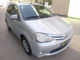 TOYOTA ETIOS 1.5 XS 16V FLEX 4P MANUAL - 2017