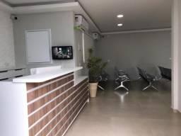 Sala para alugar, 26 m² por r$ 1.650/mês - jardim primavera - caraguatatuba/sp