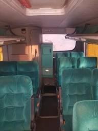 Bancada ônibus Marcopolo