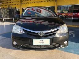 Toyota Etios XLS 1.5 Sedan - 2013