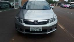 Honda civic lxr 2.0 flex aut - 2014