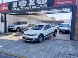 SAVEIRO CROSS 1.6 2016 COMPLETA UNICO DONO - 2016