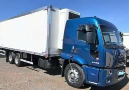 Ford Cargo 2429 Baú Refrigerado - 2014