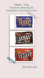 Chocolate M&M?s