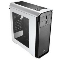 Gabinete Aerocool Gamer Aero 500 Window White - Loja Fgtec Informática