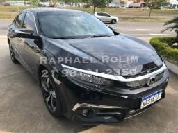 Honda Civic Touring 1.5 Turbo 2017 - 30000km - Oportunidade - 2017
