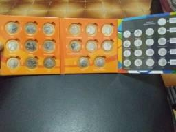 Vende-se moedas das olimpida