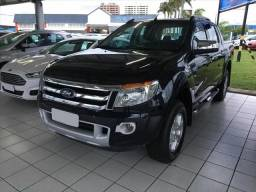FORD RANGER 3.2 LIMITED 4X4 CD 20V DIESEL 4P AUTOMÁTICO - 2014