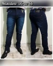 Calça masculina tamanho 46