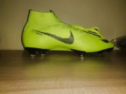 7fa0980cb8e99 Chuteira Nike Mercurial Superfly Verde