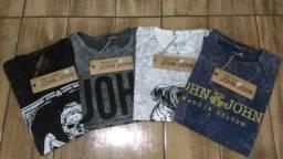 8cb155be5 Camiseta John John Original Nova (Tamanho M e G)