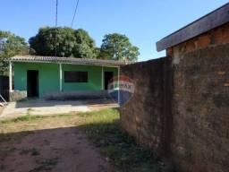 Título do anúncio: Casa com 2 dormitórios à venda, 126 m² construída por r$ 140.000 - avenida ana paula nº 8-