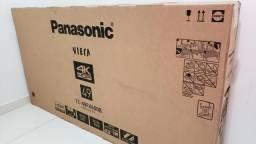 Smart TV 49 4K PANASONIC. LACRADA. Só 1600