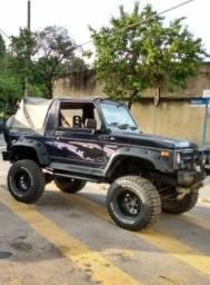Jeep Suzuki Samurai - 1992