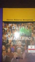 Direito Civil Brasileiro Livro