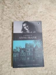 O Diário de Ane Frank - usado