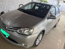 Toyota Etios Xls 1.5 Sedan