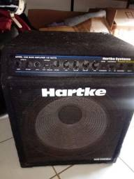 Usado, Cubo Combo Hartke Bass Amplificador 1400 comprar usado  Nova Friburgo
