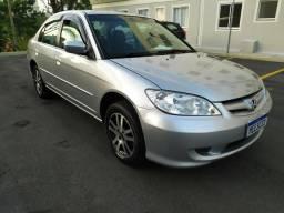 Civic LX 1.7 Ano 2005 Automático - 2005