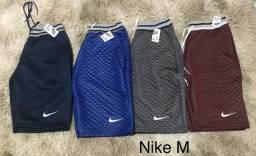 Bermudas Moletom Nike