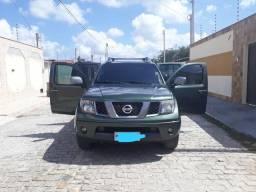 Nissan Frontier super extra imperdível - 2012