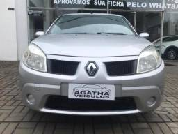 Renault Sandero Privilege 1.6 Flex - Abaixo da Tabela - 2009