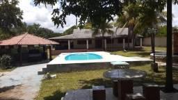 Alugo por temporada Chácara com piscina Caldas Novas