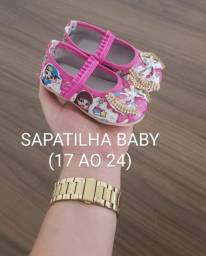 Sapatilhas Baby
