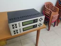 Behringer Ultracurve 2496 comprar usado  São Paulo