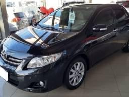 Corolla 1.8 seg preto aut. 2010 - 2010
