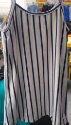 Lote de 100 camisetas de alça RS 6,50 por peça só vendo o lote tecido visco Lycra