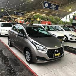 HB20 1.0 Unique- 2019- Garantia Hyundai até 2023. Emplacado até 2021. Troca e financia! - 2019