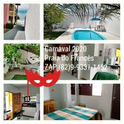 Carnaval no francês Beach -Maceio Alagoas