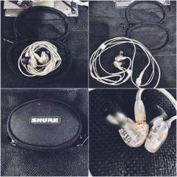 Usado, Fone de Ouvido In Ear Shure SE 315 Original comprar usado  Rio de Janeiro